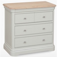 Cromwell Bedroom 2 + 2 Drawer Chest