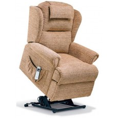 Malvern Small  Electric Lift Recliner - Dual Motor