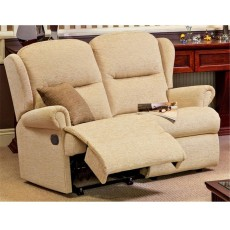 Malvern Small 2 Seater Powered Recliner