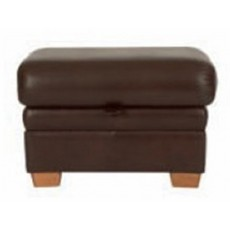 Hudson Lifestyle Storage Footstool