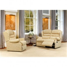 Ashford Leather Standard 2 Seater Powered Recliner