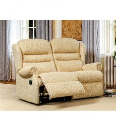 Ashford Leather Standard 2 Seater Recliner Sofa