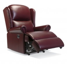 Malvern Leather Royale Recliner