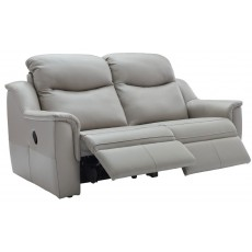 Firth (Leather) 2 Seater Power Recliner Sofa Double
