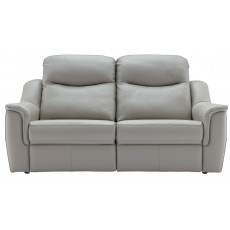 Firth (Leather) 2 Seater Sofa