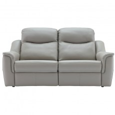 Firth (Leather) 3 Seater Sofa