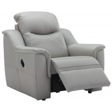 Firth (Leather) Power Recliner Chair