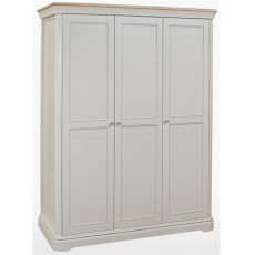 Cromwell Bedroom Triple Wardrobe