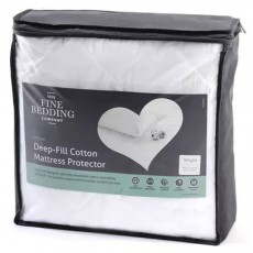 Mattress/Pillow  Protectors Deep Fill Cotton Mattress Protector