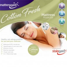 Mattress/Pillow Protectors Cotton Fresh Mattress Protector