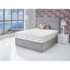 THERMA-PHASE+HARMONISE 1600 Firm Edge 2 Drawer Divan Set
