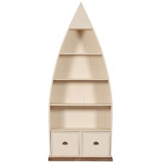 Cheltenham Office 4 Shelf Dinghy Bookcase