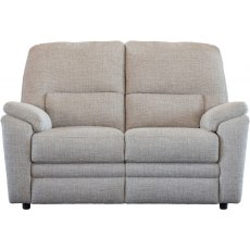 Hampton 2 Seater Manual Recliner Sofa