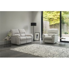 Hampton 2 Seater Power Recliner Sofa