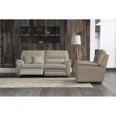 Hampton Large 2 Seater Power Recliner Sofa