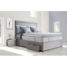 Trenton Platform Top Divan Set