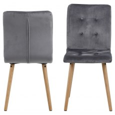 Contemporary Dining Frida Dining Chair
