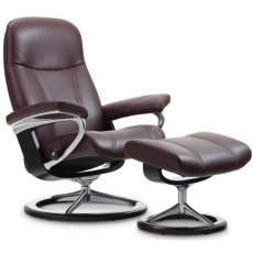 Consul Small 1145310 Chair - Signature Base