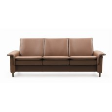 Aurora Low Back 3 Seater Sofa Low Back