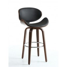Occasional Chairs Bachelor Black Bar Stool