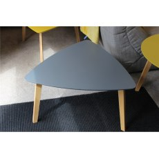 Clearance - Occasional Actona Vitis Dark Grey Coffee Table