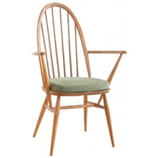 Ercol Windsor Dining Quaker Dining Armchair