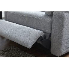 Highgate 2 Seater Double Manual Recliner Sofa