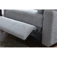 Highgate 3 Seater Double Manual Recliner Sofa