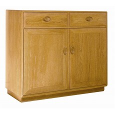 Ercol Windsor Dining Windsor 2 Door High Sideboard