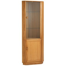 Ercol Windsor Dining Windsor Corner Display Cabinet