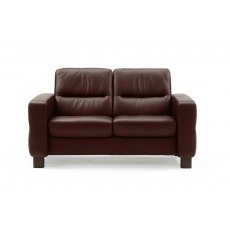 Wave Low Back 2 Seater Sofa