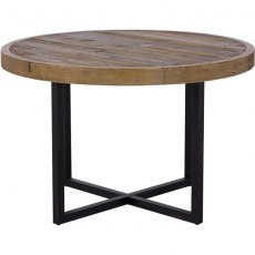 Nixon Dining 120cm Round Dining Table