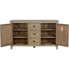 Valetta Dining Wide Sideboard