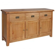 Steyning 3 Door 3 Drawer Sideboard