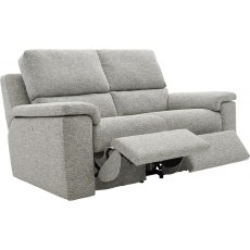 Taylor (Fabric) 2 Seater Manual Recliner Double