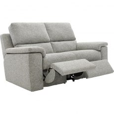 Taylor (Fabric) 2 Seater Power Recliner Double