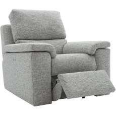 Taylor (Fabric) Manual Recliner Chair