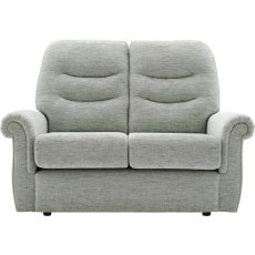 Holmes (Fabric) 2 Seater Small Sofa
