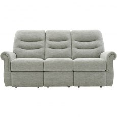 Holmes (Fabric) 3 Seater Small Sofa
