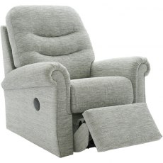 Holmes (Fabric) Manual Recliner Chair