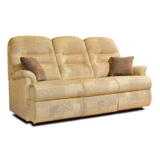 Keswick Small 3 Seater Powered Recliner