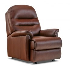 Keswick Leather Petite Chair