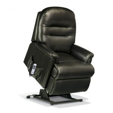 Keswick Leather Petite Electric Lift Recliner - Single Motor