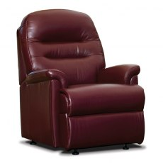 Keswick Leather Small Chair