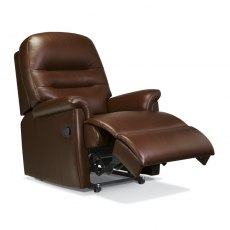 Keswick Leather Small Recliner