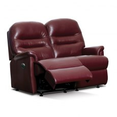 Keswick Leather Standard 2 Seater Recliner Sofa