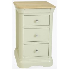 Cromwell Bedroom Premier 3 Drawer Bedside Chest