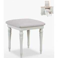 Cromwell Bedroom Express Bedroom Stool Fabric