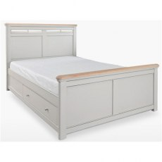 Cromwell Bedroom Premier Double Storage Bed