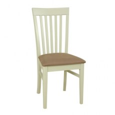 Cromwell Dining Premier Elizabeth Chair Fabric F62 in Morning Dew